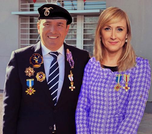 Las medallas de Javier   Bello