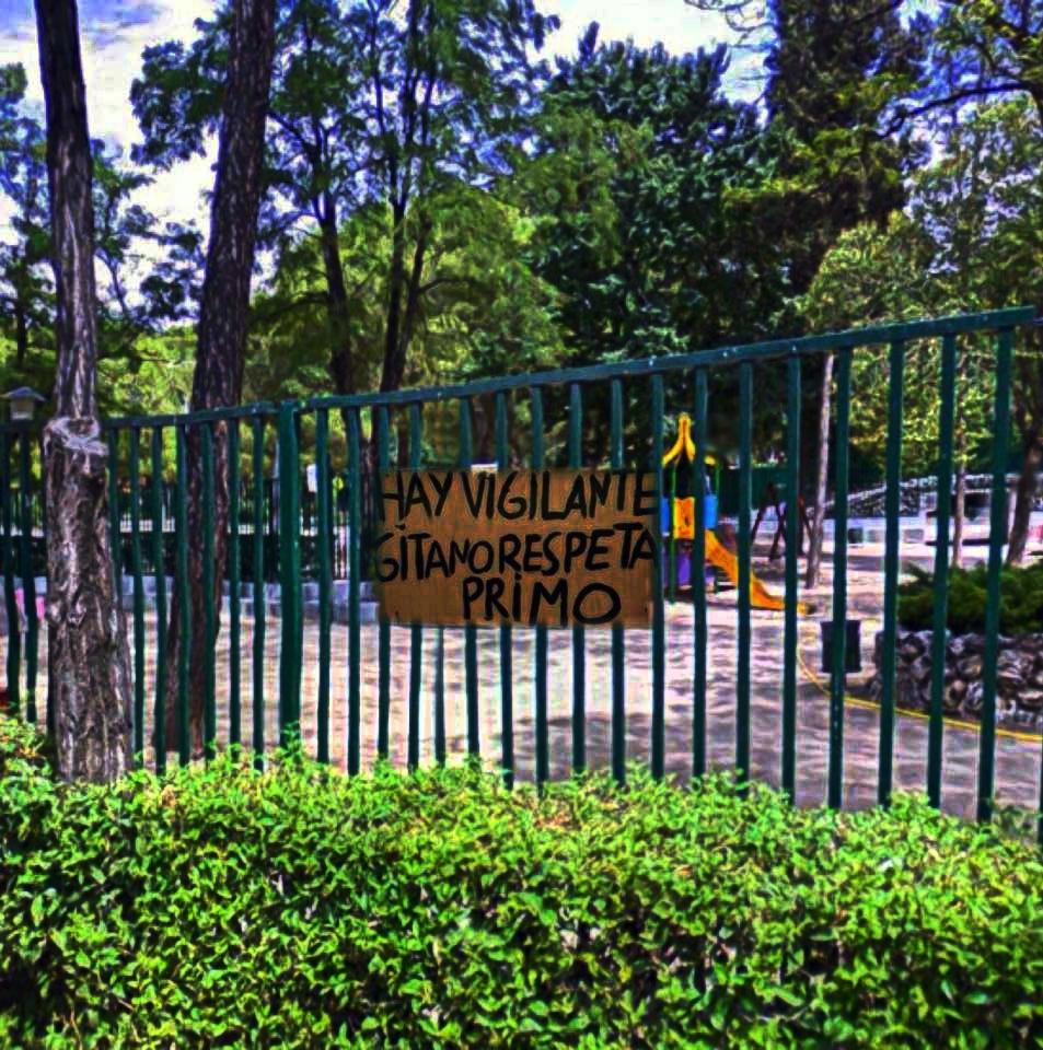 Propuesta para la vigilancia del Parque  O´Donell